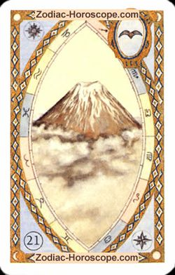 The mountain, monthly Love and Health horoscope December Capricorn