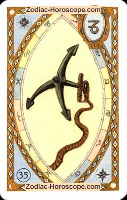 The anchor, monthly Love and Health horoscope March Capricorn
