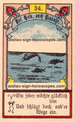 The fish, monthly Capricorn horoscope August